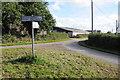 SJ5862 : Road junction at Oxheys by Philip Halling