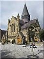 NZ2564 : St. James' church, Newcastle by Gareth James