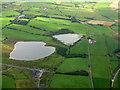 NS4817 : Belston Loch by M J Richardson