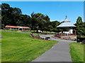 SO1408 : Bedwellty Park, Tredegar by Jaggery