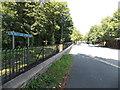 SO1408 : Promenade d'Orvault, Tredegar by Jaggery