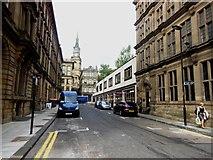NZ2563 : King Street, Newcastle upon Tyne by Bill Henderson