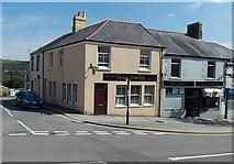 SO1408 : Castle Street Dental Practice, Tredegar by Jaggery