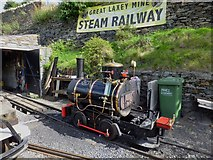 SC4384 : The Ant at Great Laxey Mines by Richard Hoare