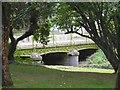 SO8594 : Bridge over the Smestow Brook by John M