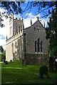NZ0712 : St Mary's Church, Brignall by Paul Buckingham