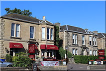 NT2273 : Hampton Hotel, Corstorphine Road, Edinburgh by Leslie Barrie