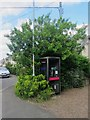 NU2419 : Public telephone box, Dunstan by Graham Robson