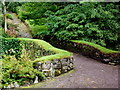 NM7816 : Bridge to the gardens at Ardmaddy Castle by sylvia duckworth