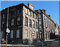 NT2473 : Torphichen Place police station by Stephen Craven