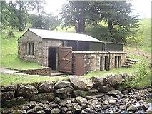 NU0702 : Pumphouse by Debdon Burn, Cragside by Stanley Howe