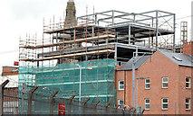 J3374 : Building, Belfast (2 in 2013) by Albert Bridge