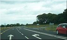 N4042 : Road junction on the N52 at Calverstown by Eric Jones
