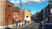 TQ7567 : High Street, Chatham by Malc McDonald