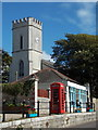SY6873 : Portland: phone box at Fortuneswell by Chris Downer