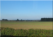 NU0937 : Farmland near Smeafield by Barbara Carr
