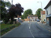 TL7205 : Maldon Road, Great Baddow by Adrian Cable