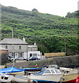 SX0080 : Port Gaverne Cornwall by Roy Hughes