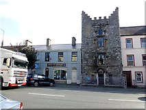 N9690 : Hatch's Castle, Ardee by Kenneth  Allen
