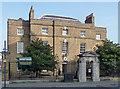 TQ2475 : Fulham House, Fulham High Street by Stephen Richards
