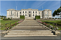 SN5981 : National Library of Wales by Ian Capper