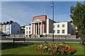 SN5881 : Aberystwyth Library by Ian Capper