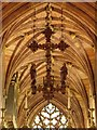 SK6274 : Rood, Chapel of St Mary, Clumber Park by David Dixon