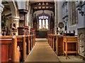SK9239 : Parish Church of St Peter and St Paul, Nave by David Dixon