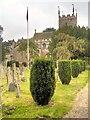 SK9239 : Belton Church by David Dixon