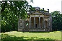 NZ1758 : Gibside Chapel by Paul Buckingham
