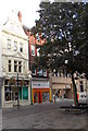ST3187 : Case-up mobile phone shop in Newport city centre by Jaggery