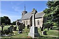 TF7643 : War Memorial at the Church of St Mary the Virgin, Titchwell by Brian Chadwick