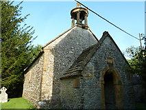 ST5906 : St Edwold, Stockwood: September 2013 by Basher Eyre