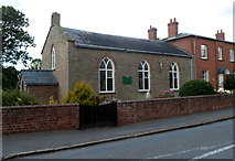 SO3951 : The Catholic Church of St Thomas of Hereford, Weobley by Jaggery