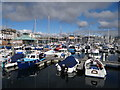 SX4854 : Into Plymouth by Debbie J