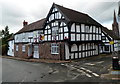 SO4051 : The Red Lion Hotel, Weobley by Jaggery