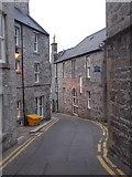 HU4741 : Lerwick: Mounthooly Street by Chris Downer