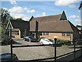SP1296 : The Trinity Centre, Church Hill, Mill Street by Robin Stott