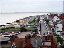 TM2934 : Felixstowe Seafront - Sea Road by Tim Marchant