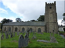 SX7087 : Church of St. Michael the Archangel, Chagford by pam fray