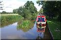SJ6049 : Llangollen Canal, Baddiley by Stephen McKay