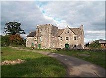 SK1750 : Bentley Old Hall in Fenny Bentley by Jonathan Clitheroe