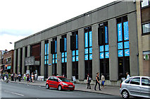 NS5667 : Hillhead Library by Thomas Nugent