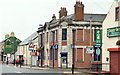 J1576 : The Ulster Bank, Crumlin by Albert Bridge