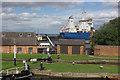 SJ4077 : National Waterways Museum by Stephen McKay