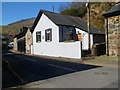 SH5948 : Beddgelert Snooker Club by Jaggery