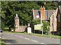 SK5712 : Rothley Court Lodge by Alan Murray-Rust