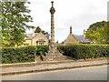 SK9239 : Belton Cross by David Dixon