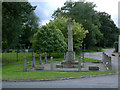 SK6013 : Cossington War Memorial by Alan Murray-Rust