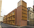 SP5007 : New student accommodation, Somerville College Oxford by David Hawgood